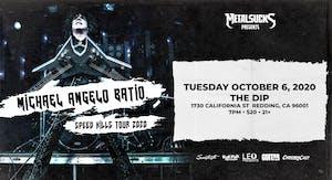 Michael Angelo Batio - Speed Kills Tour 2020