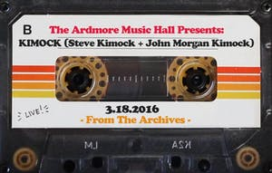 From The Archives - KIMOCK (Steve Kimock + John Morgan Kimock) - 03.18.16