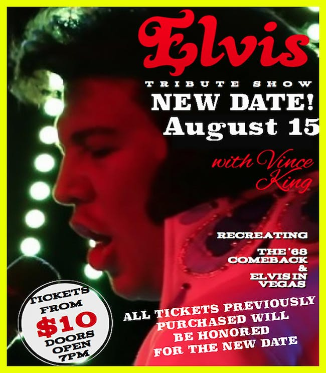 The Ultimate ELVIS  Tribute Show