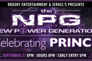 New Power Generation - Featuring the Music of Prince