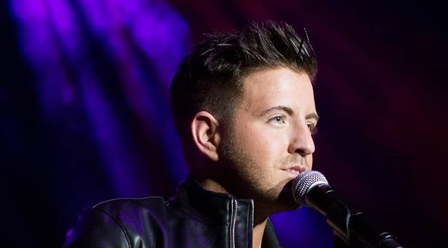Billy Gilman w/ JD Eicher