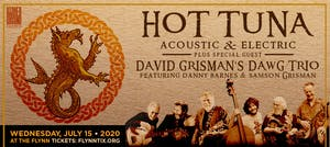 Hot Tuna Acoustic & Electric
