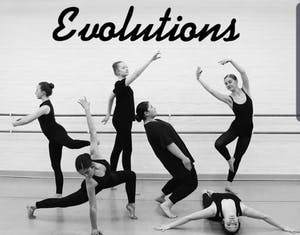 """Evolutions"" A Modern Dance Performance"