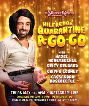 Wilfredo A-Go-Go in Exile Video Link