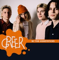 GREER / The Honeysticks