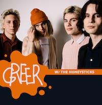 GREER/ The Honeysticks