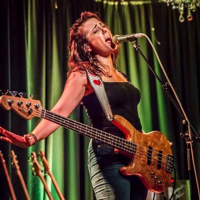 Danielle Nicole Band -Back by demand Re-Airing of Mother's Day Livestream