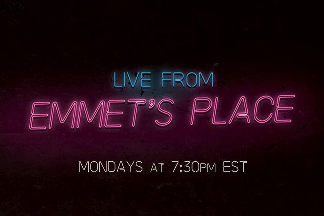 Live from Emmet's Place - Virtual Birdland Series!