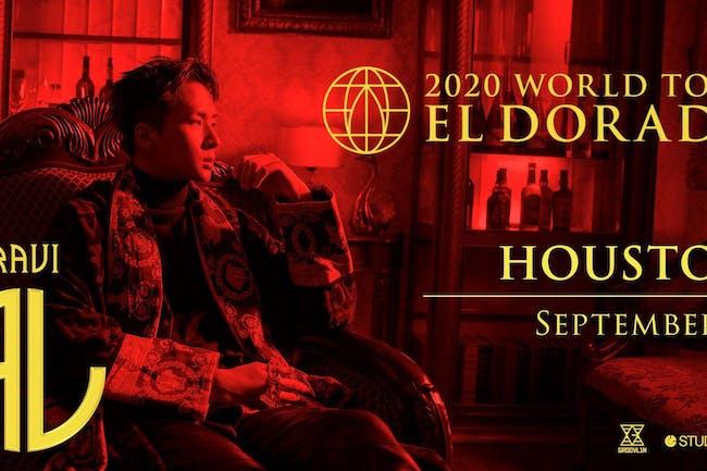 CANCELLED: RAVI - EL DORADO 2020 WORLD TOUR