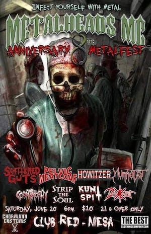 MetalHeads MC 8th Anniversary MetalFest