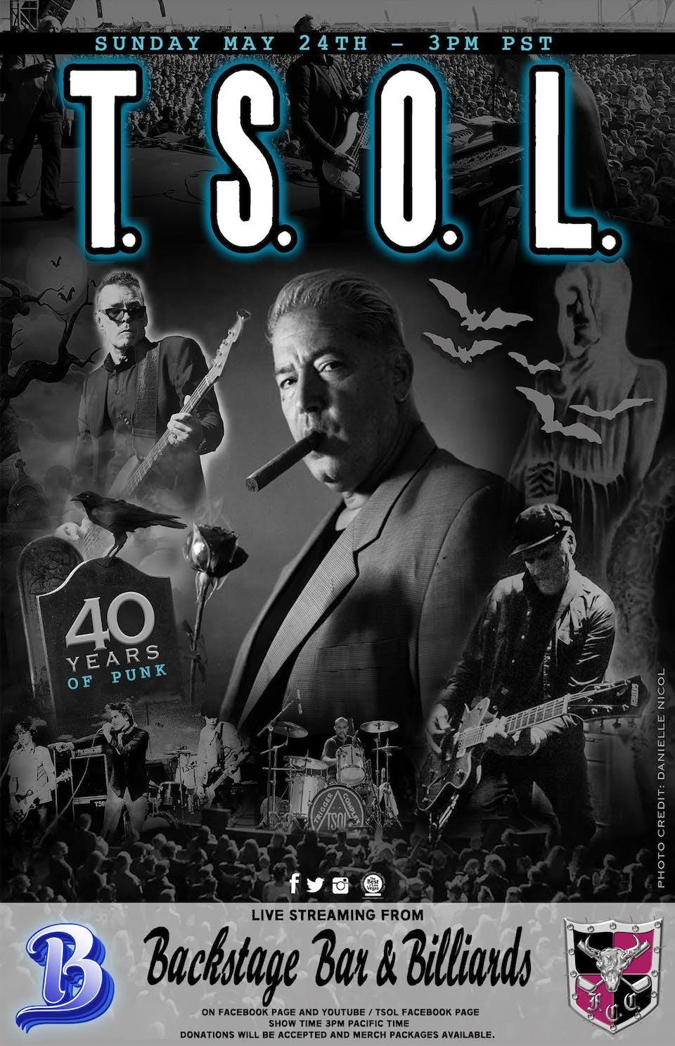 TSOL 40th Anniversary