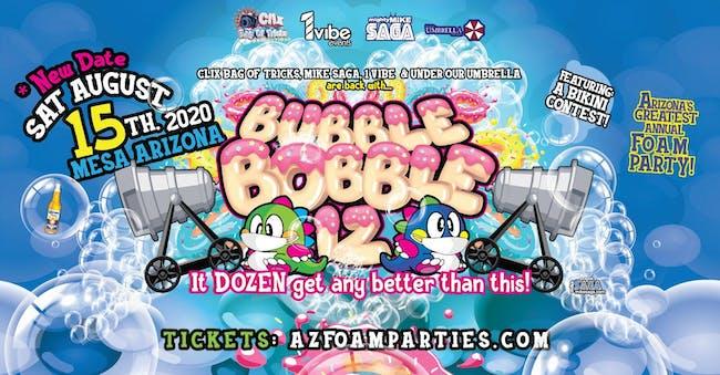 Bubble Bobble 12 ft: Dougal, Mark Breeze & SuPeR K!