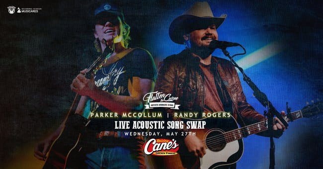 Randy Rogers and Parker McCollum Acoustic Set [LIVE STREAM and DRIVE-IN!]