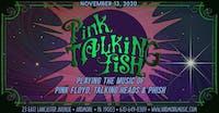 Pink Talking Fish (mashup of Pink Floyd, Talking Heads & Phish)