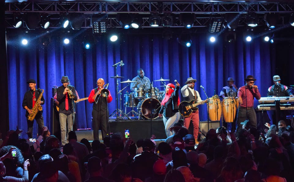 An Evening With: The Chuck Brown Band (Rescheduled - 8/14)