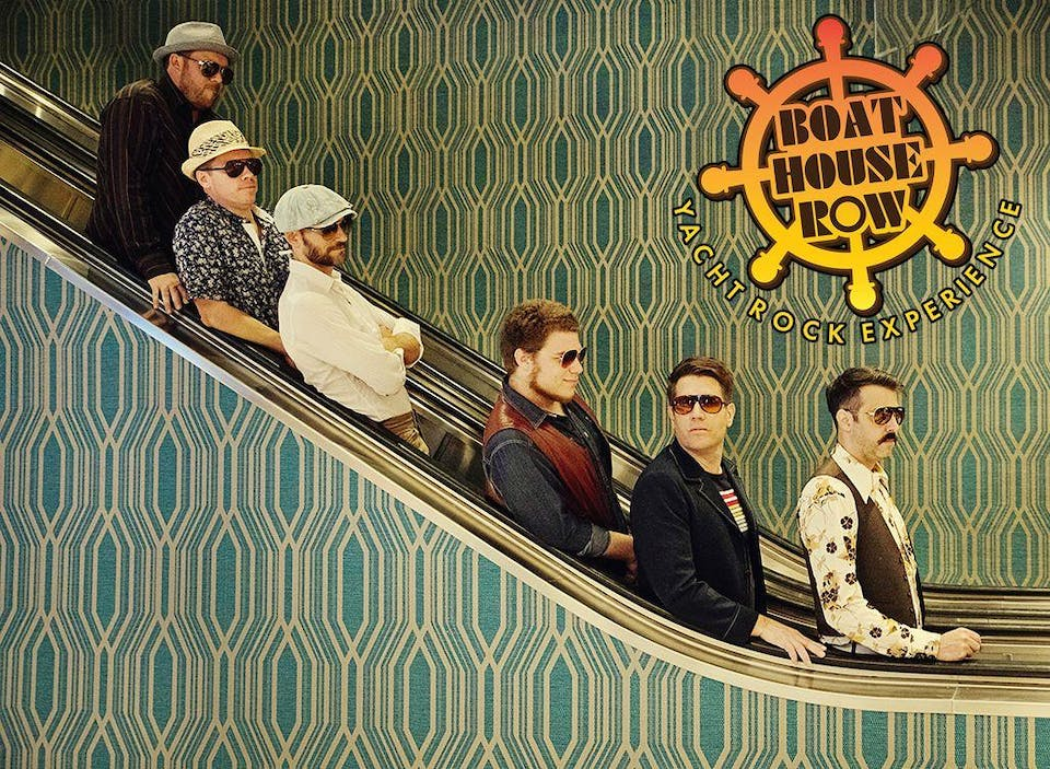 An Evening With: Boat House Row (Rescheduled - 11/14)