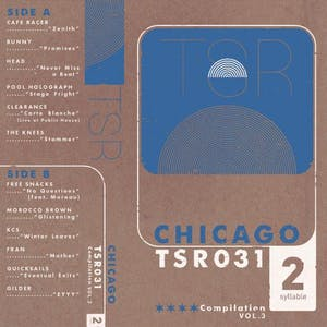 Chicago Cassette Compilation Vol. 3 Release Show @ 8PM