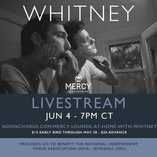 Whitney - Livestream