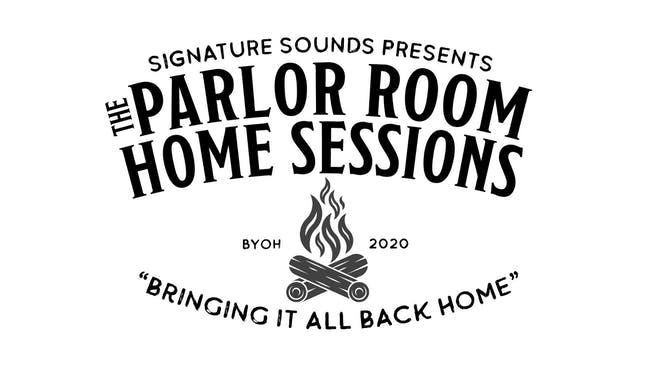 The Parlor Room Home Sessions: Bridget Kearney & Benjamin Lazar Davis
