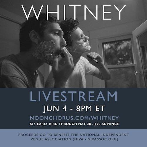 Whitney NoonChorus Livestream