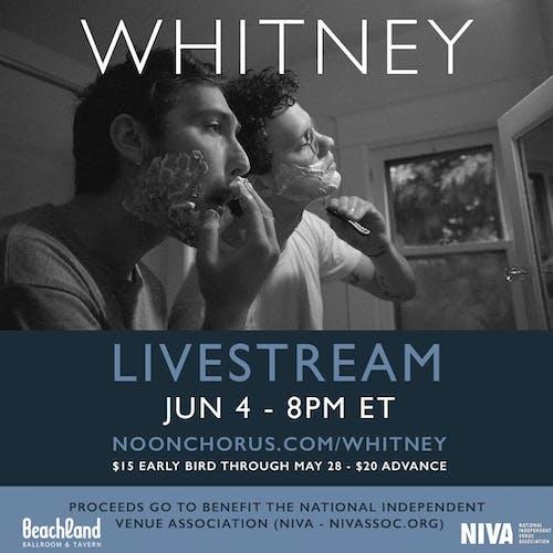 Whitney - Live Stream