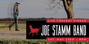 JOE STAMM BAND-  Live Concert Stream
