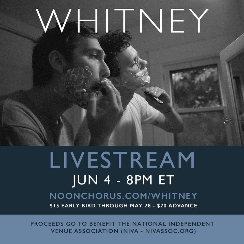 Whitney (live stream)