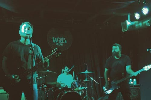 The New Lows at Will's Pub via Facebook Live