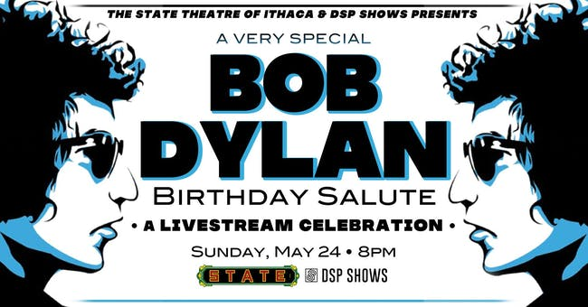 Bob Dylan Birthday Salute (Livestream)