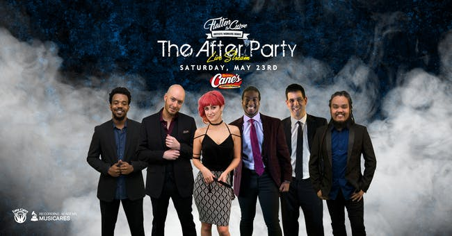 The After Party Band [LIVE, LIVE STREAM and DRIVE IN!]