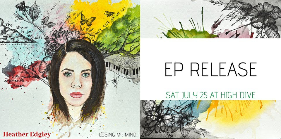 Heather Edgley EP Release w/ Bug Hunter & Public Pool