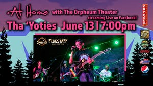 At Home With The Orpheum Theater: Tha 'Yoties