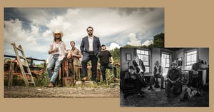The Brothers Gillespie with Whiskey Foxtrot - NEW DATE FRI 07.24.20