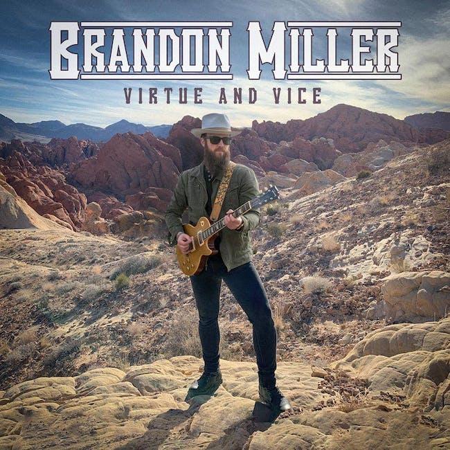 Brandon Miller Album Release Party
