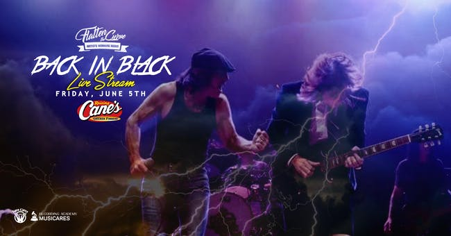 Back in Black - The Tribute to AC/DC [LIVE TAPING!]