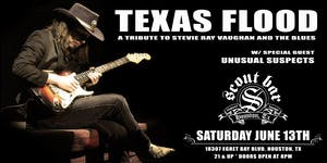 TEXAS FLOOD -  a tribute to Stevie Ray Vaughan & the Blues