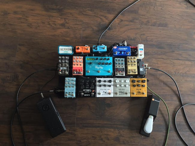 Tone Zone with Joshua Lee Fenner