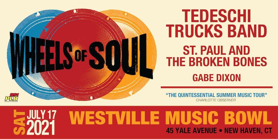 Tedeschi Trucks Band: Wheels of Soul 2021