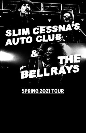 The BellRays, Slim Cessna's Auto Club