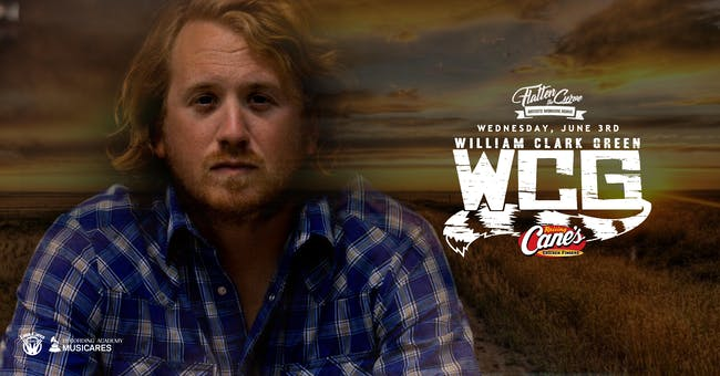 William Clark Green [LIVE TAPING!]