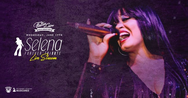 Selena Forever Tribute [LIMITED LIVE & LIVE STREAM]
