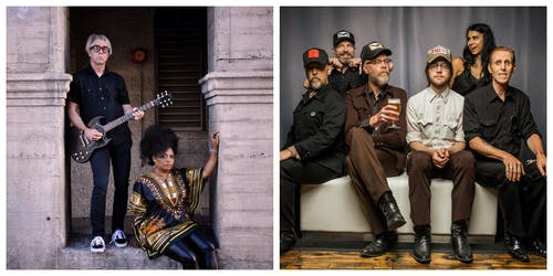 SHOW POSTPONED TO 5/20/21: The BellRays / Slim Cessna's Auto Club
