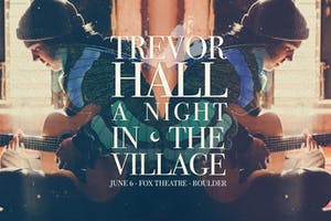 TREVOR HALL - A NIGHT IN THE VILLAGE LIVESTREAM