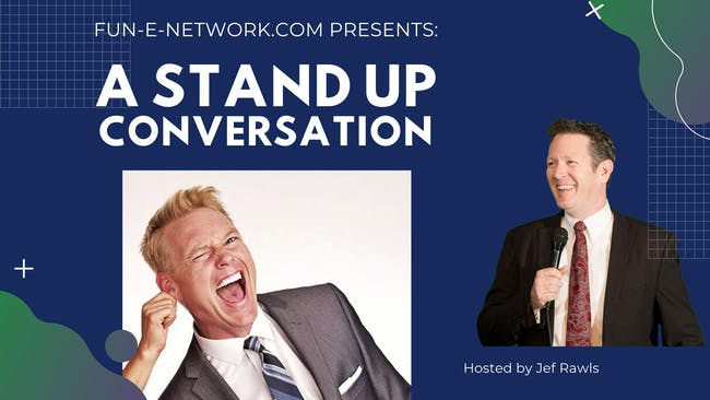 A Stand Up Conversation - with Cory McCloskey