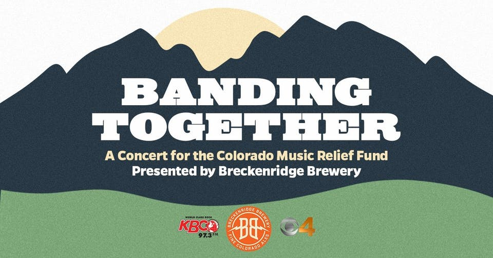 BANDING TOGETHER: A CONCERT FOR THE CMRF