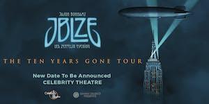 Jason Bonham's Led Zeppelin Evening - This show is postponed
