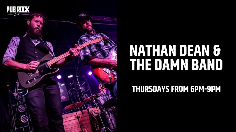Nathan Dean and the Damn Band