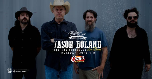 Jason Boland & The Stragglers [LIVE TAPING!]