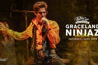 Graceland Ninjaz [LIMITED LIVE and LIVE STREAM]