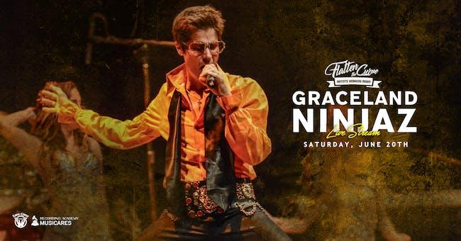 Graceland Ninjaz [LIMITED LIVE and LIVE STREAM]